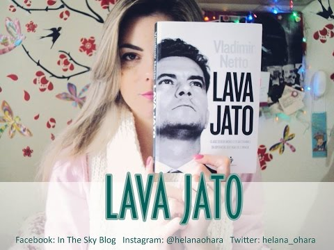 Review: Lava Jato, Vladimir Netto.