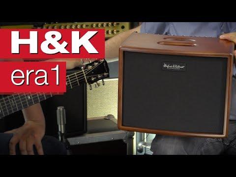 Hughes & Kettner era1 Acoustic Amp – Akusikgitarrenverstärker-Review von session