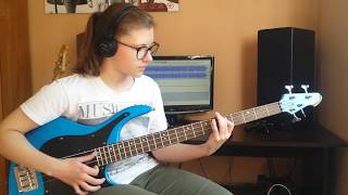 Patrice Rushen   Forget Me Nots (Bass Cover)