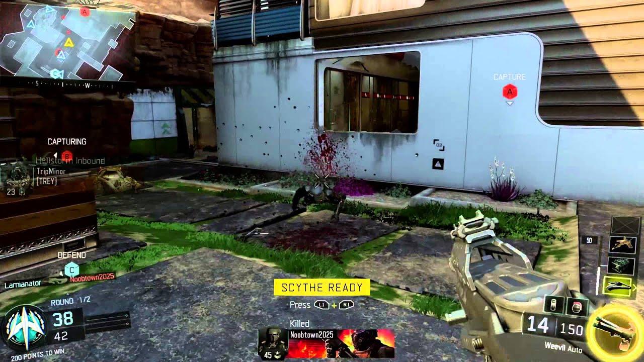 Probamos el multijugador de Call of Duty: Black Ops III