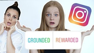 INSTAGRAM followers CONTROL my PARENTING for a DAY!
