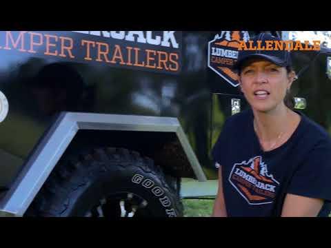 Allendale – Lumberjack Camper Trailers