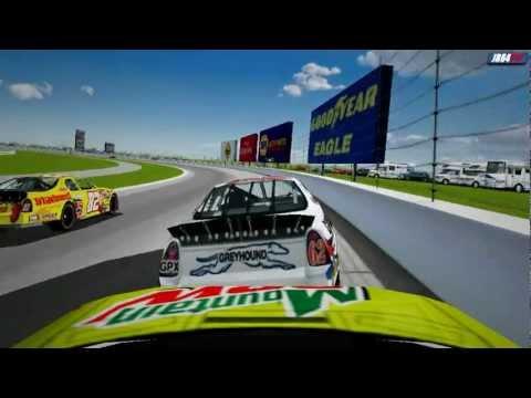 Nascar Racing 4 (Jeu PC) - Images, vidéos, astuces et avis