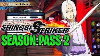 The Naruto Shinobi Striker Season 2 DLC Characters Will Be