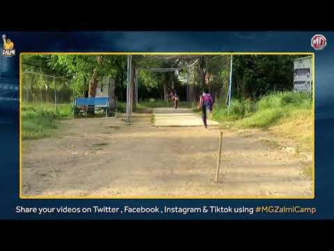 MG Presents Zalmi Camp | Path to PSL