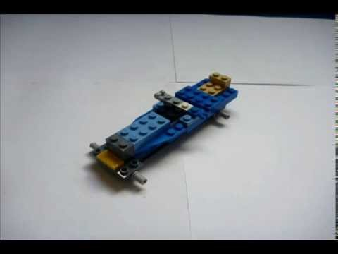 Vidéo LEGO Creator 6913 : La décapotable