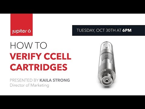 How To Fill: CCELL M6T / C6 Vape Cartridge - смотреть онлайн на Hah Life