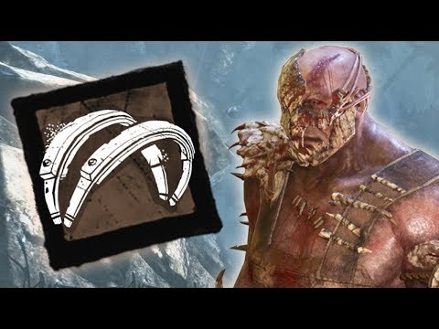 Padded Jaws Build for The Trapper | Dead by Daylight