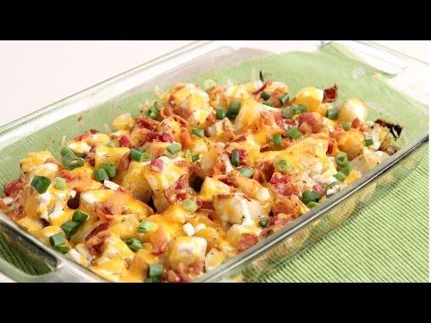 Video Cheesy Bacon Ranch Potatoes | Episode 1035
