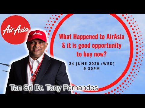 Money Talk: What happened to AirAsia, can buy AirAsia or not?