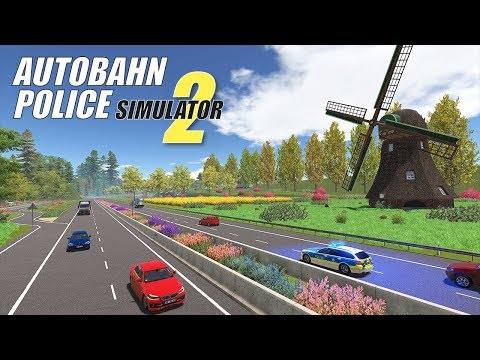 Trailer de Autobahn Police Simulator 2
