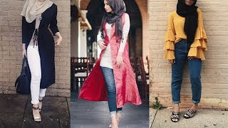 Most Cute Casual Hijab Fashion Style 2017 | Casual Hijab Outfits For Girls