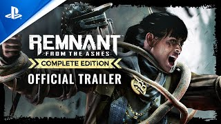 PlayStation Remnant: From the Ashes - Complete Edition - Accolades Trailer | PS4 anuncio