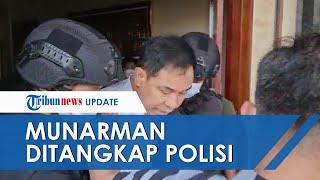 Detik-detik Munarman Diringkus Densus 88 di Kediamannya, Diduga Terlibat Kelompok Teroris JAD
