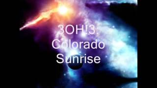 VGD Nightcore - Colorado Sunrise - 3OH!3