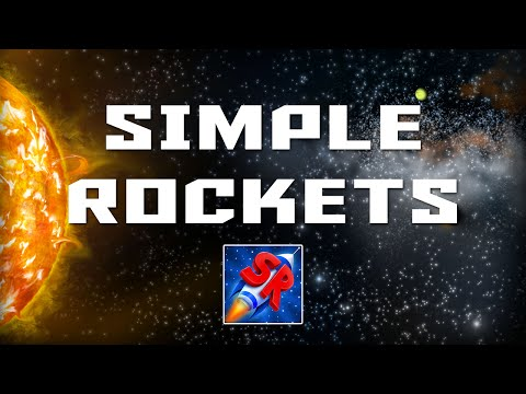 Video of SimpleRockets