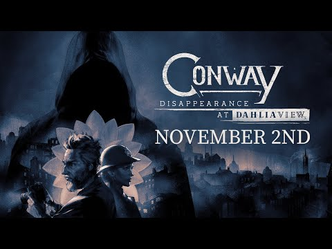 Conway: Disappearance at Dahlia View : Trailer de lancement