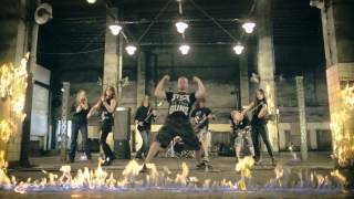 CRUADALACH - Life-Worshipping Bastards (Official Music Video)