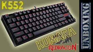 Redragon Kumara K552 Rainbow म फ त ऑनल इन व ड य