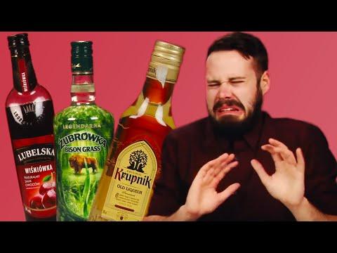 Kodującą alkoholu przez Astracán