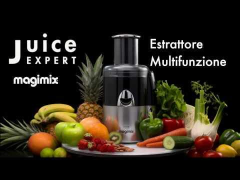 Juice Expert Magimix - Estrattore di Succo Multifunzione