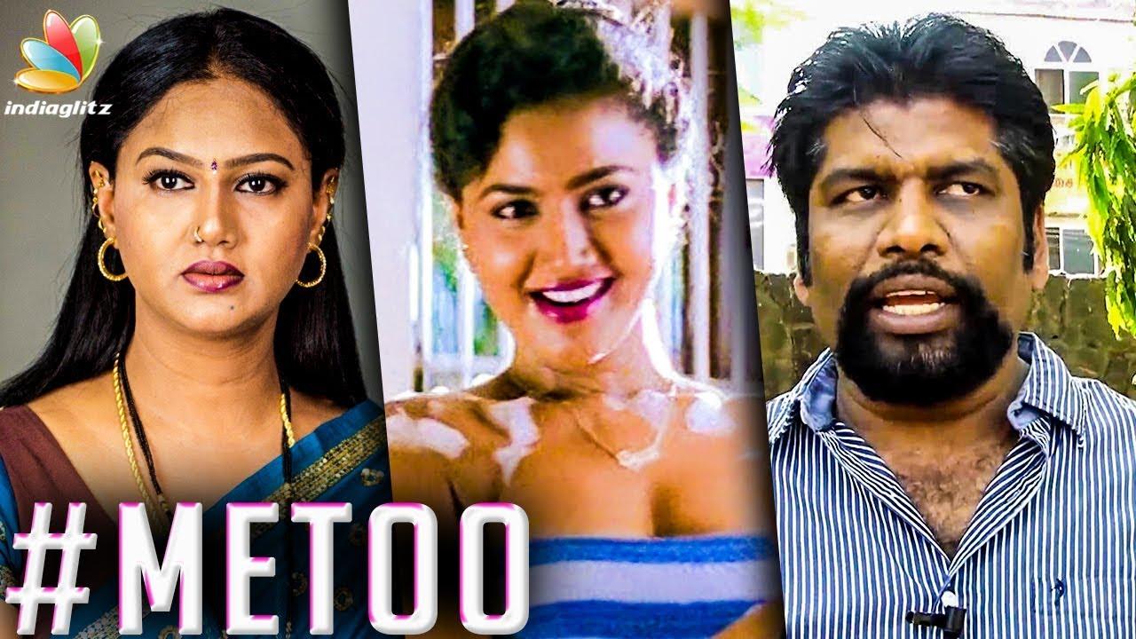 RED CARD Kudunga !   Shanmugarajan Strong Reply to Actress Ranis Sexual Allegations