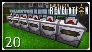 How To Play FTB Revelation | Material Stonework Factory
