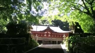 鰐淵寺・弁慶の修行の地・島根観光
