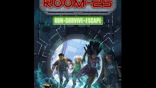 Room 25 review -  Board Game Brawl