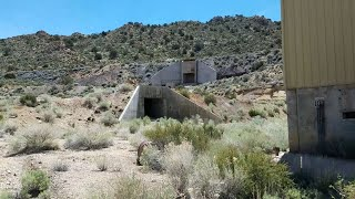 (AREA 51) ABANDONED COMPLEX, JET MANEUVERS