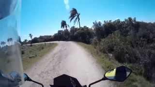 Uruguay, moto - Ruta 19 - Rocha - Fuerte San Miguel - JAMES TAYLOR: Far Afghanistan