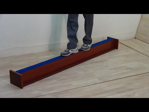 IMI-1480 Basic Balance Beam