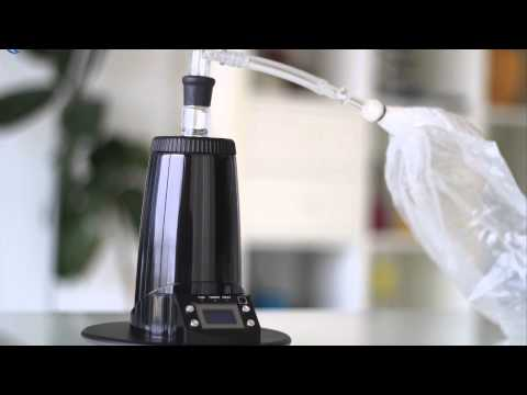 Arizer Extreme Q Desktop Vaporizer on spotlight – VapeFuse