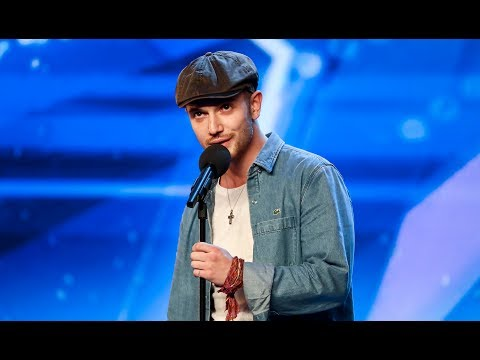 AMAZING SINGER BLOWS judges AWAY! | BRITAINS GOT TALENT 2018 | Aleksandar Mileusnic