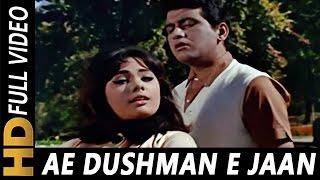 Aye Dushman E Jaan | Asha Bhosle | Patthar Ke   - YouTube