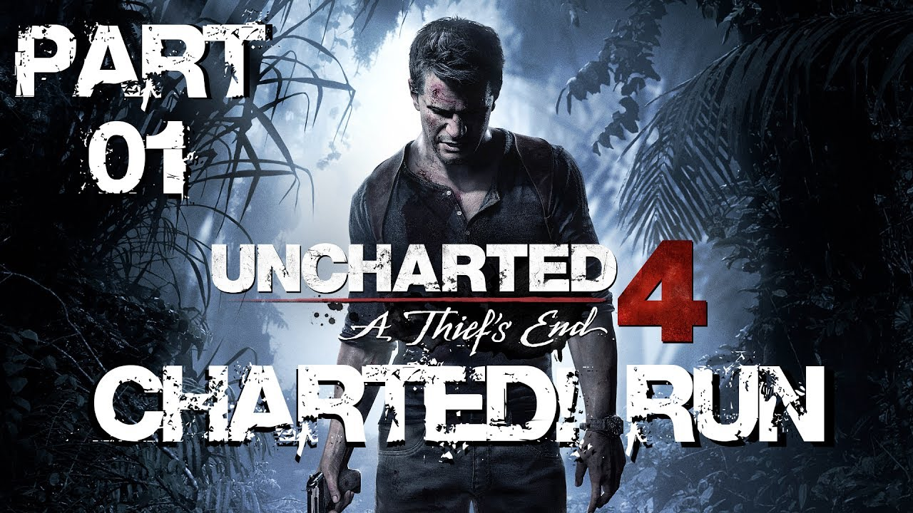 Uncharted 4: Charted! Run – Part 1