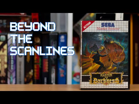 Beyond The Scanlines #045: Master of Darkness (Sega Master System)