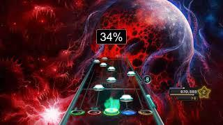 Black Widow Of La Porte - Jhon 5 l Clone Hero Expert Guitar
