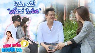 Random Matchmaking | Ep 5: Handsome boba boy won over a Hari Won look-alike on walking street