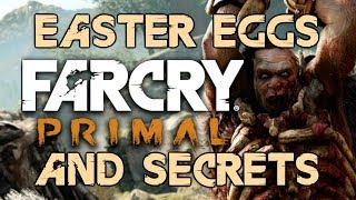 Far Cry Primal All Easter Eggs And Secrets HD