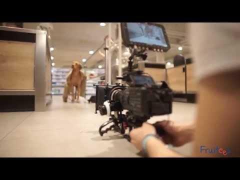 Making of - bosch | Fruitees - Der fruchtige Hundesnack : Werbespot