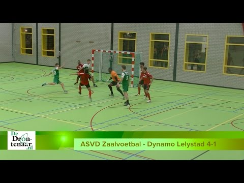 VIDEO | ASVD Zaalvoetbal na 4-1 winst in streekderby alweer in de middenmoot