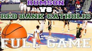 Red Bank Catholic vs Rumson Fair Haven Varsity Basketball