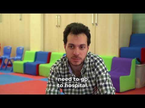 Everyday Heroes Syria: Ayman