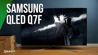 Samsung QLED Q7F, análisis