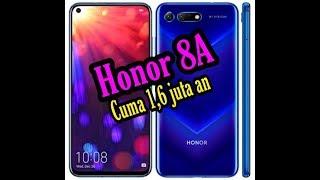 Hp Honor 8a Harga 1 6 Juta An Smartphone Canggih Termurah Di