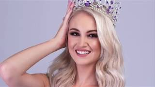 Dane Venter Miss Intercontinental South Africa 2019 Introduction Video