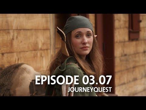 Nevyslovitelná podstata mé existence - JourneyQuest (S03E07)