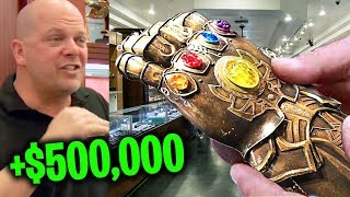 Pawn Stars Rick Scores $950,000 DEAL!