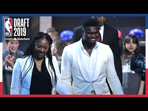 2019 NBA Draft Class Introduced!